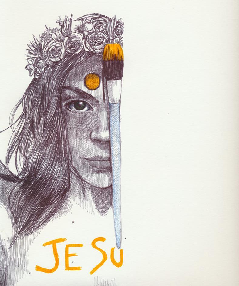 Oksana Chatchko par Anne Védrines