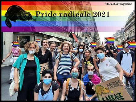 Pride radicale 2021