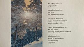 Wintersonnenwende - Winter Solstice
