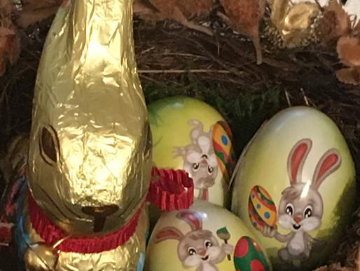 Kleine Freuden zu Ostern