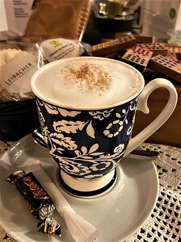 Dorfladen und auch ein Kaffeehaus