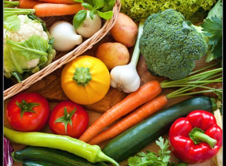 Saisonkalender Juni – für Gemüse, Salate, Kräuter und Früchte