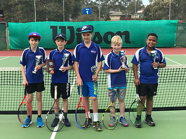 07.09.2019 - Green Ball Boys Premiers -