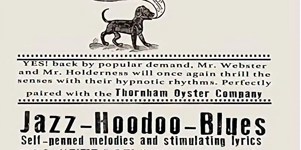 VOODOO BLUES & OYSTERS
