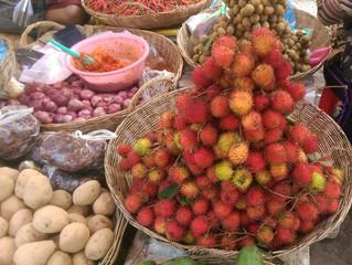 Street markets to fancy food