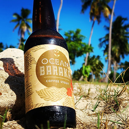 Ocean Lab Baraka Coffee Stout