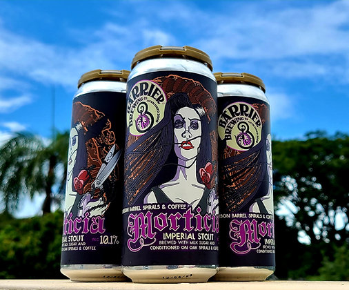 Barrier Morticia Imperial Stout