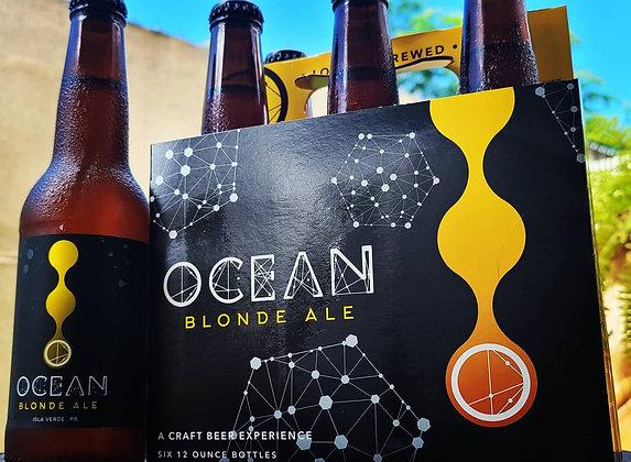 Ocean Lab Blonde Ale