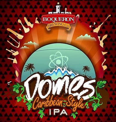 Domes Double IPA - Boqueron Brewing Co.
