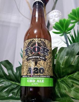 FOK 420 CBD Ale