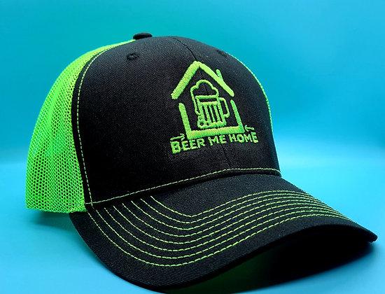 Beer Me Home Green Cap