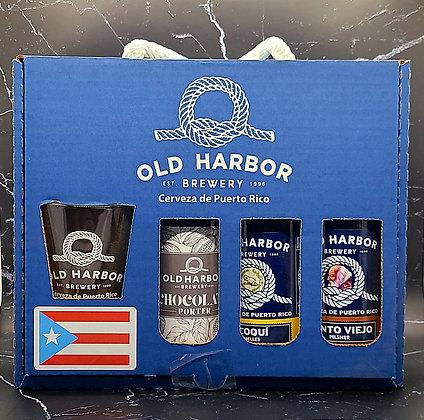 Old Harbor Gift Box
