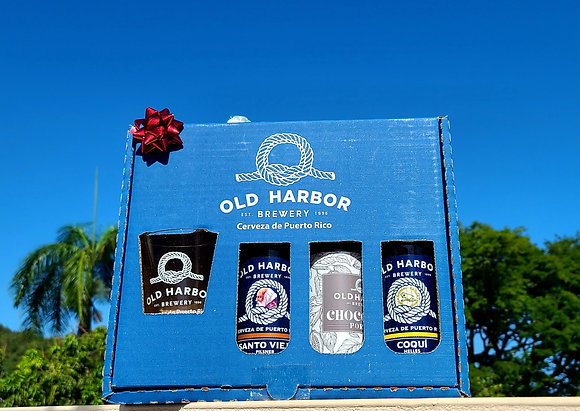 Old Harbor Gift Box