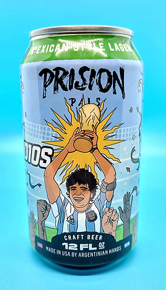 D10S Mexican Lager - Prision Pals