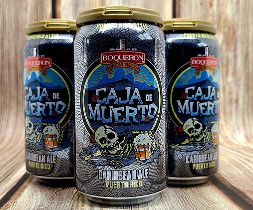 Caja de Muerto - Boqueron Brewing Co.