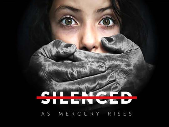 Silenced As Mercury Rises