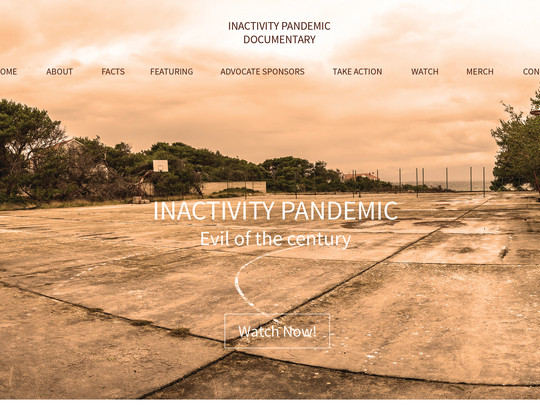 Inactivity Pandemic