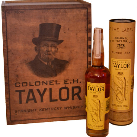 Whisky blog #1: Colonel E.H. Taylor Jr. en Balblair '99