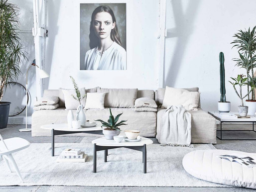 Maak je huis zomer zen met magisch wit