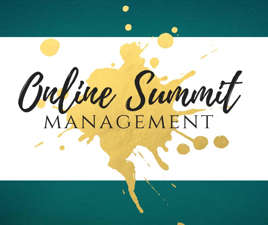 Online Summit Management
