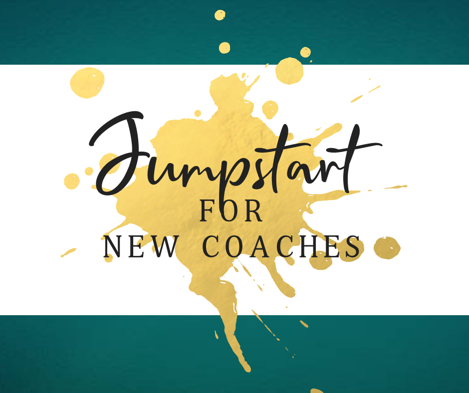 Jumpstart for New Coaches