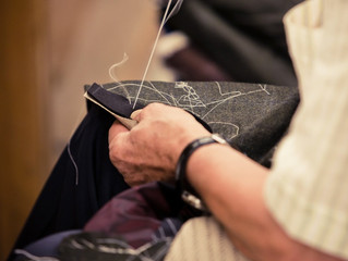 YOUR FIRST BESPOKE SUIT: HOW TO TALK TO YOUR TAILOR