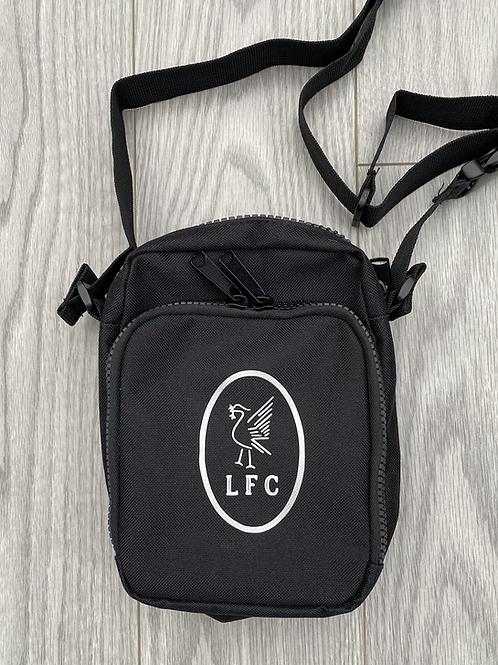 Crossbody multi pocket Liver Bird bag