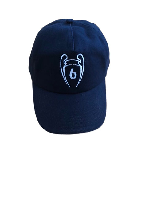 '6' Cap