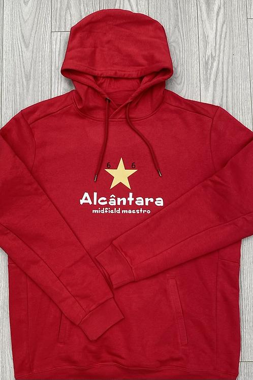 Alcântara hoodie