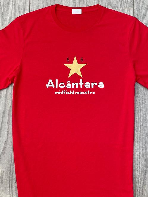 Alcântara t-shirt 🇪🇸