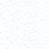 Striped Seersucker Fabric - White