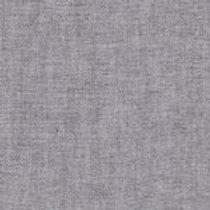 Charcoal Grey Chambray Fabric