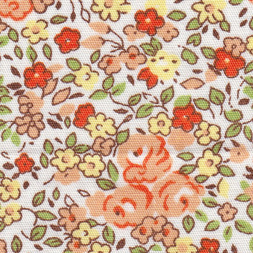 Orange and Yellow Floral – #2337