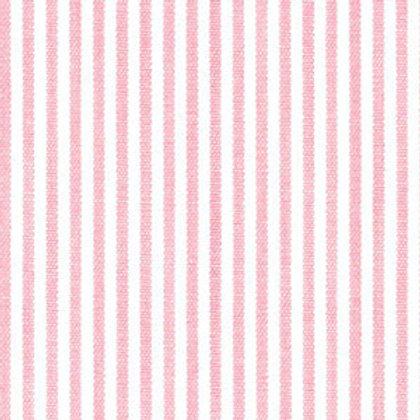 "Pink Stripe Fabric - 1/16"""