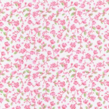 Pink Floral - #599