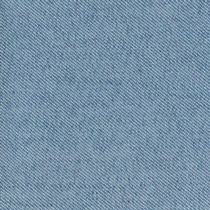 Cotton Polyester Denim Fabric: Blue