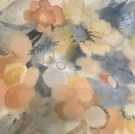 Butterscotch Flowers