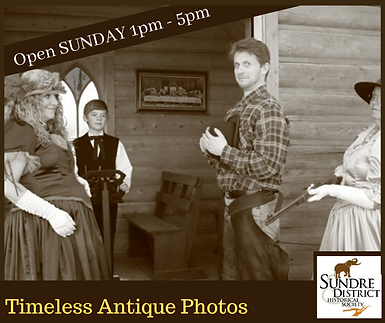 Timeless Antique Photos_Open Sunday