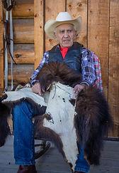 Travel Alberta, Cowboy Harold Webber