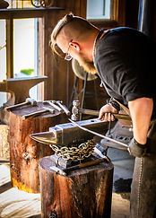 Travel Alberta Blacksmith David Borys