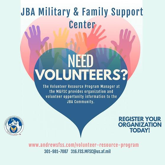 Volunteer-Program-Org-Registration-Updat