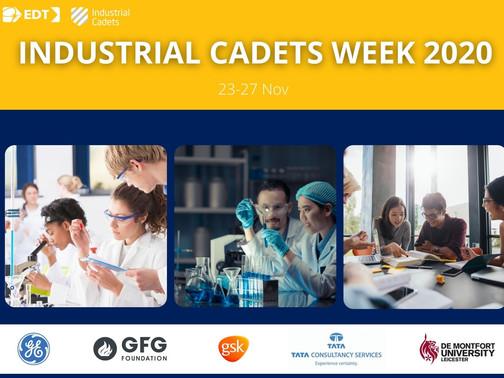 Industrial Cadets Week 2020