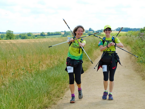 We're excited to announce that EDT are an Ultra Challenge listed charity!