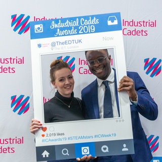 Industrial Cadet Awards 2019. Photograph