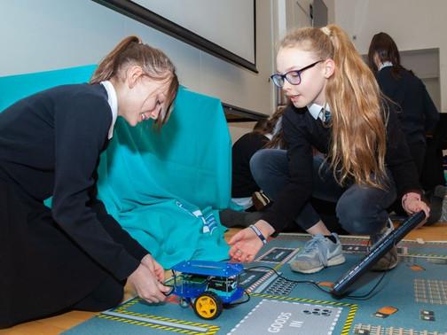 Digital Explorers kicks off in Scotland!