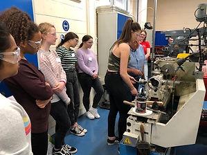 Glasgow girls workshop