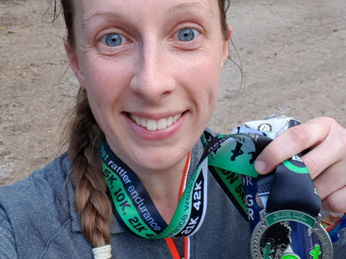My Fundraising Story by Louise Batts