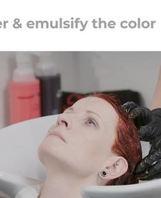 Colour Service Removal