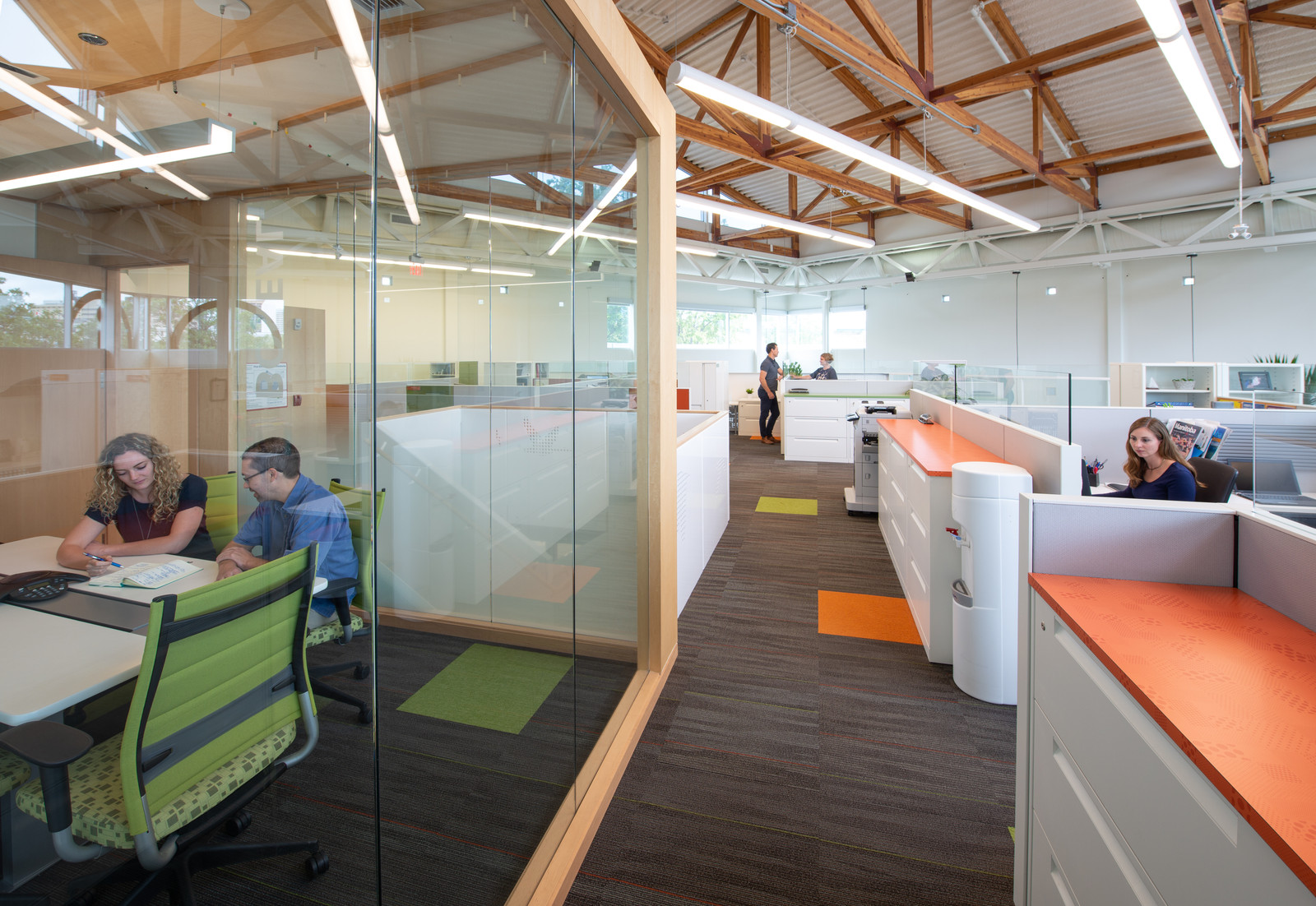 Travel Manitoba   bf workplace / Office Furnitue/ Office