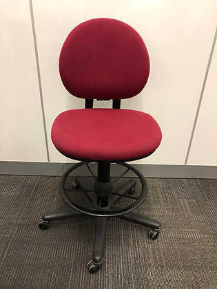 "Steelcase ""Criterion"" Stool"